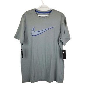 Nike Big Swoosh Graphic Tee NWT